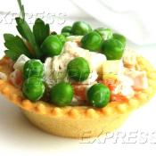 "Салат ""Овощное оливье"""